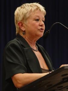Élisabeth Mitterrand élue présidente de la CCBA