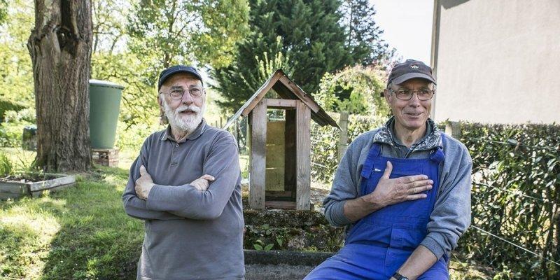 Un jardin partagé à Nogaro