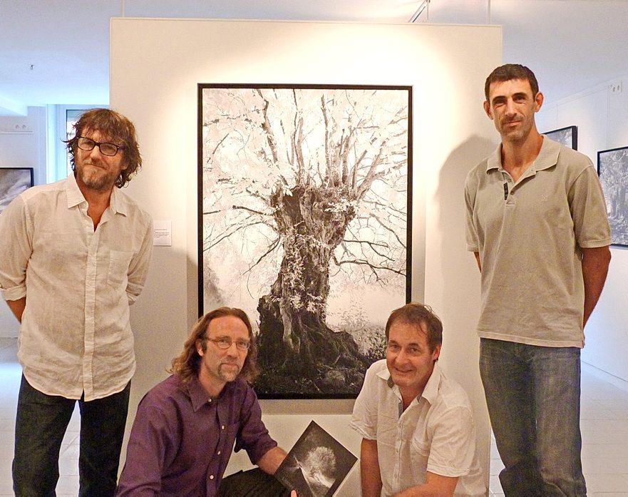«L'arbre en lumière», un événement à la galerie Eqart