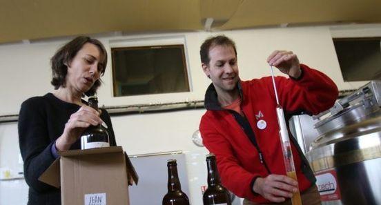 Des bières au bon goût de Gers