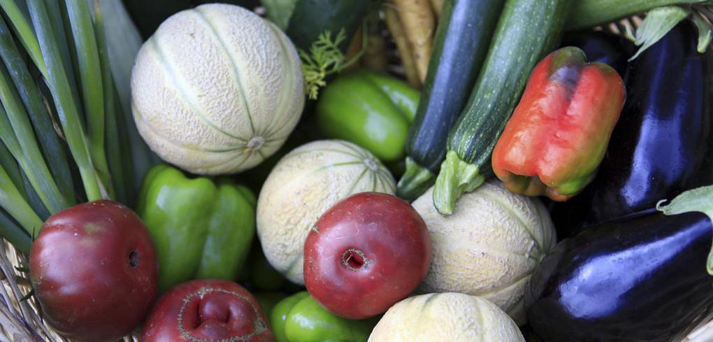 Brassée de légumes