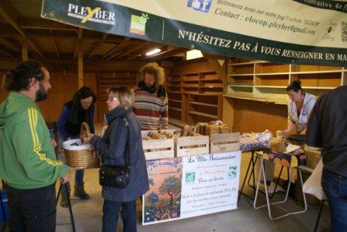 De jeunes agriculteurs lancent leur épicerie locale et participative