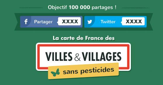 Villes & villages sans pesticides