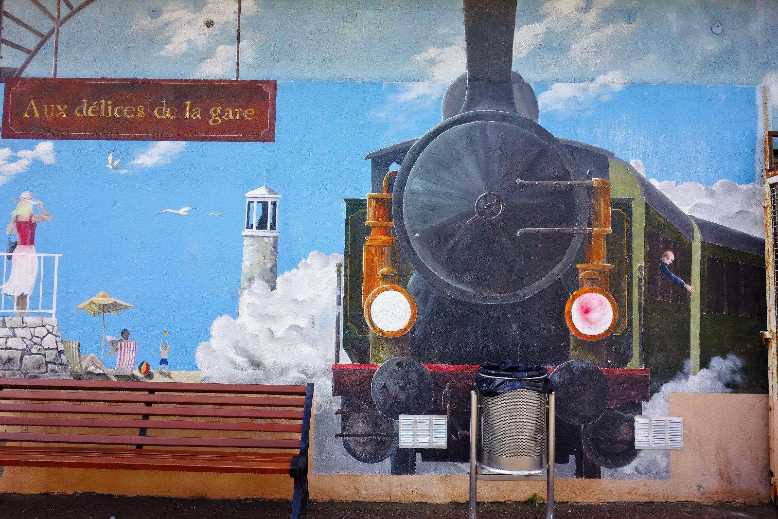 Nostalgie de la gare