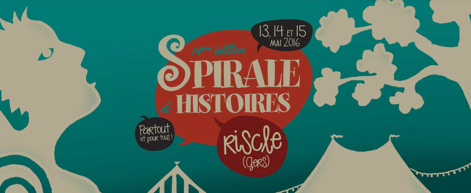 Festival Spirale à Histoires