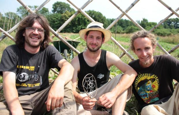 Maraichage bio, permaculture et agroforesterie