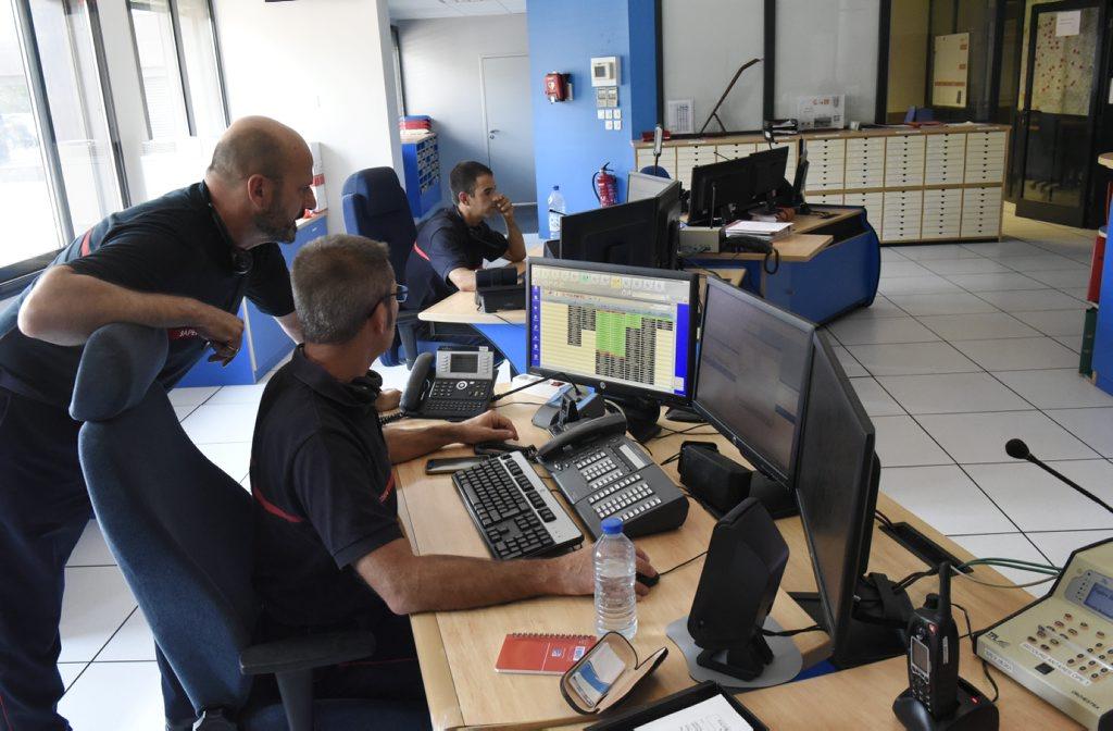 Centre de régualtion des Urgences du Gers
