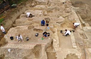 Une vaste demeure antique découverte à Auch