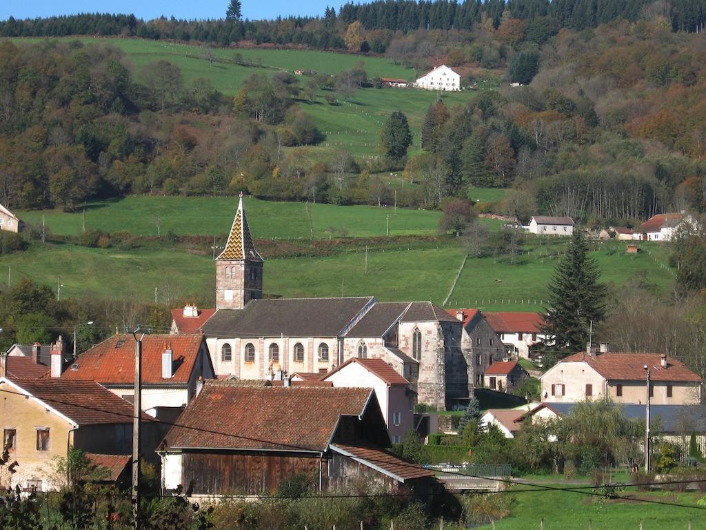 Petit village rural