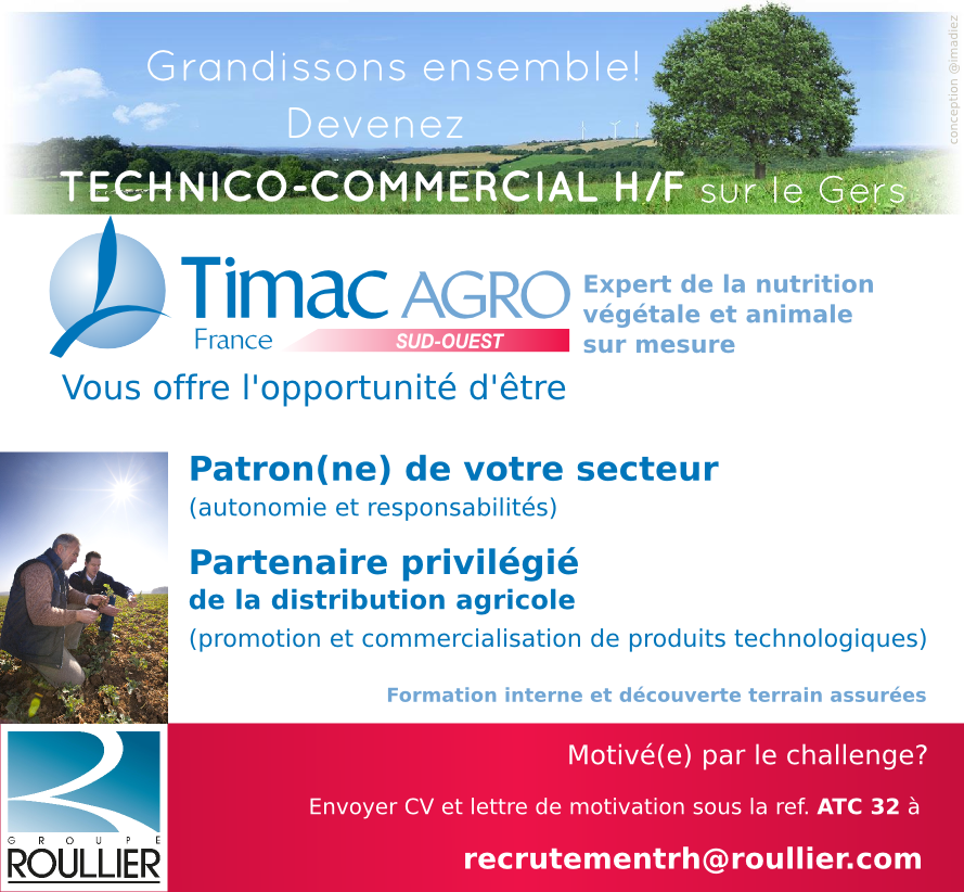 Recrutement attaché technico-commercial H/F