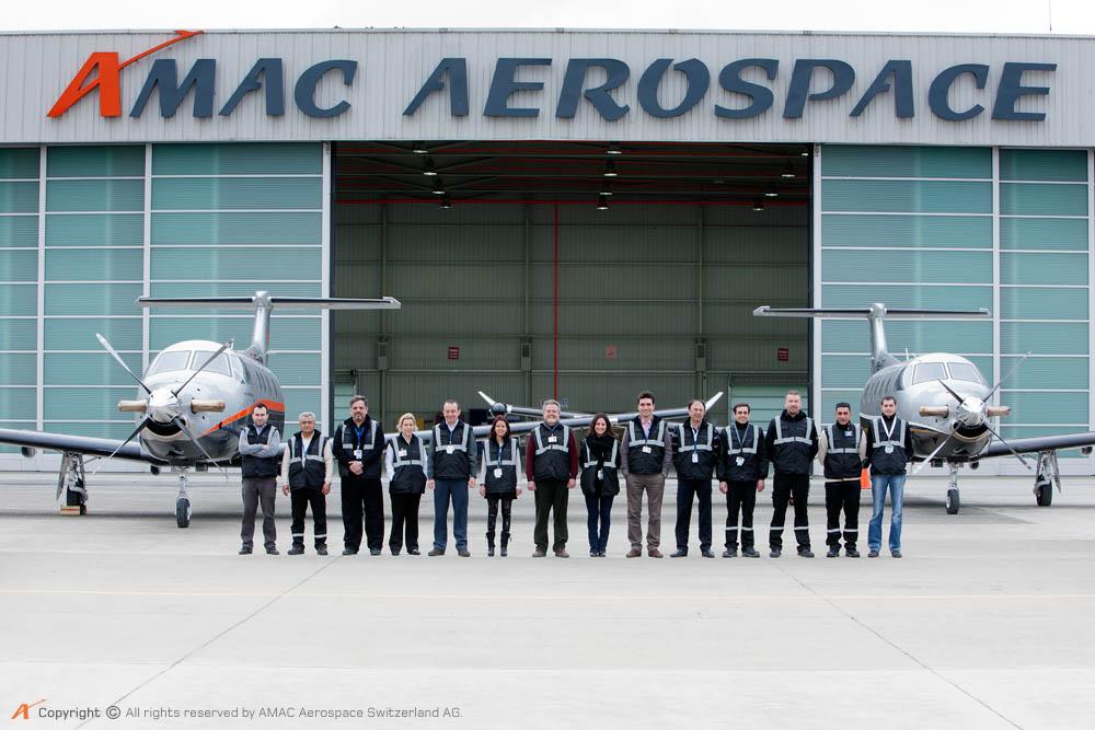 JCB Aero racheté par une entreprise suisse