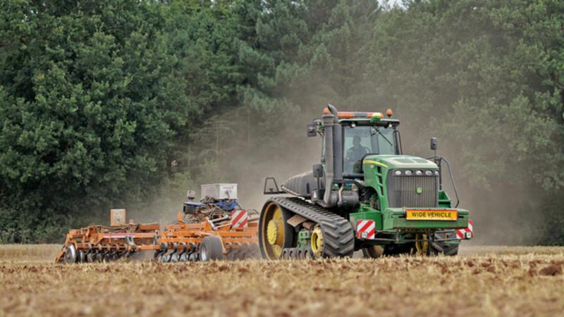 La PAC prétend encourager l'agriculture intelligente