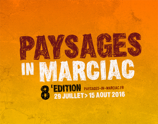 Paysages In Marciac 2016
