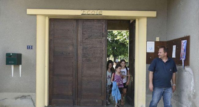 Encore une fermeture définitive d'école dans le Gers