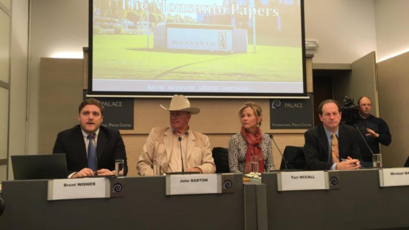 Les agences européennes accusées de dissimuler des preuves contre le glyphosate